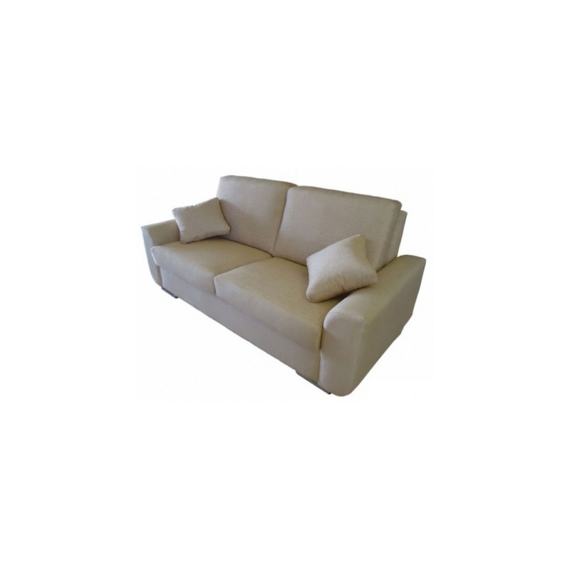 Venta de sof 2 plazas cama con asientos viscoel sticos de - Medidas sofa cama 2 plazas ...