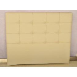 Cabecero Tablet Largo Crudo Costuras Wengue 136x125 OFERTON Cod. 1634