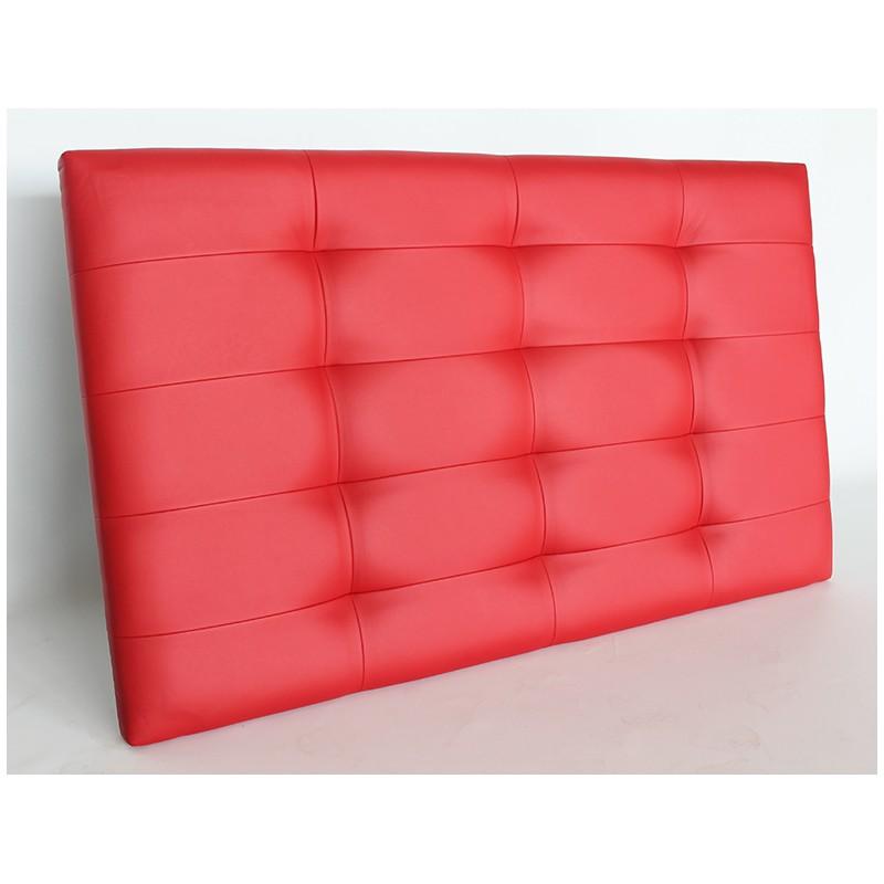 Cabecero para cama, tapizado en tela o polipiel.