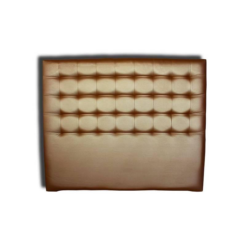 Cabecero Cube Largo Bronce 151x125 OFERTON