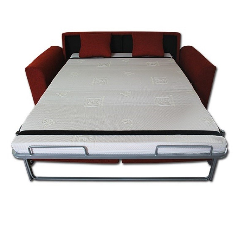 Colch n para sof cama desenfundable en hr in fuga for Colchon para sofa cama plegable